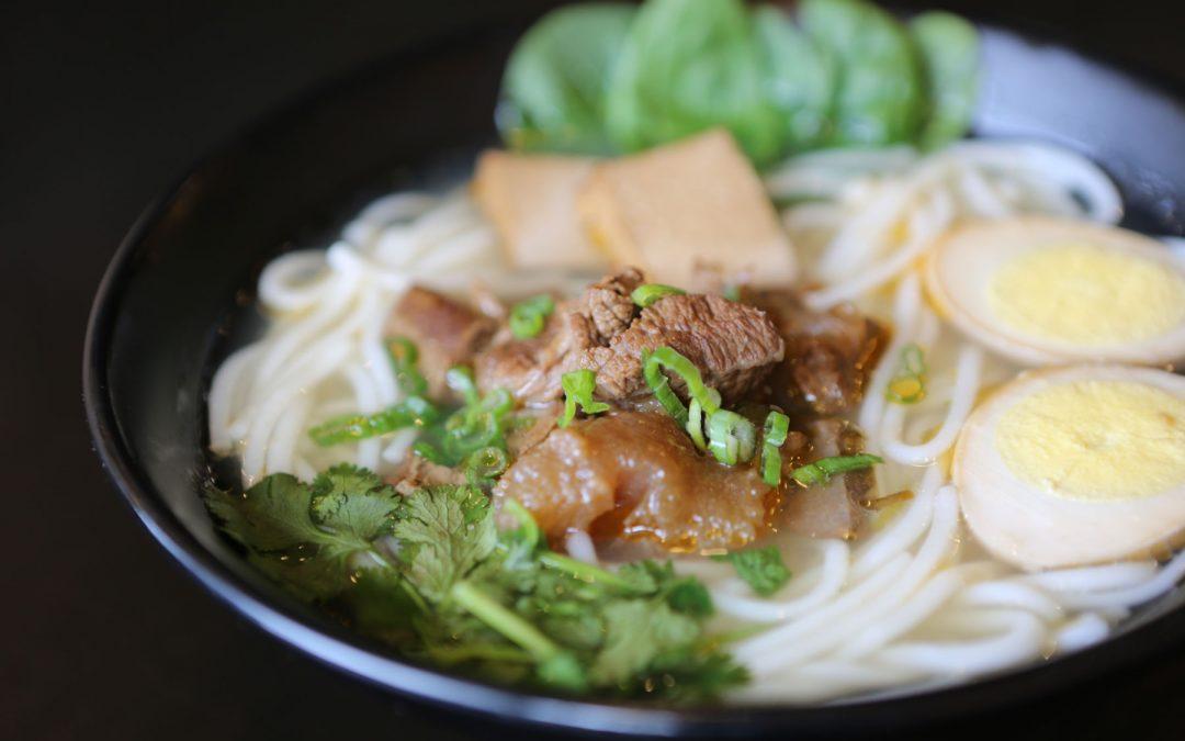Det asiatiske kjøkkenets basisingredienser